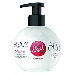 Revlon Nutri Color crème 600 Rouge feu 270 ml
