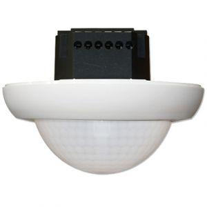 BEG Détecteur de mouvement encastré LUXOMAT 360° blanc PD4N longue portée 92151