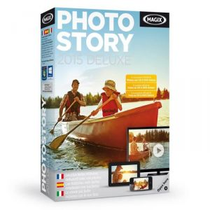 Photo Story Deluxe 2015 [Windows]