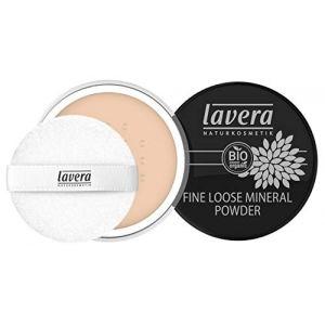 Lavera Fine Loose Mineral Powder 01 Ivory - 8 g