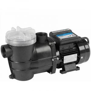 Monzana Pompe de filtration 10.980 l/h max. 450 W avec pré-filtre systèmes de filtration piscines eau IPX5 pompe de circulation pompe filtre