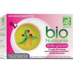 Nutrisanté Infusion - Brûle graisses, 20 sachets