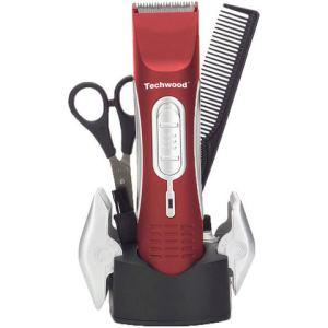 Techwood TTS-05 - Tondeuse à cheveux rechargeable