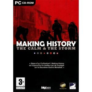 Making History : The Calm & The Storm [PC]
