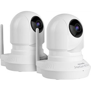 Novodio SmartCam HD Evo - 2 caméras IP HD 720p Wi-Fi motorisée