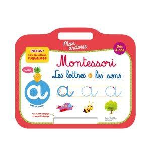 Hachette Ardoise Montessori - Lettres et Sons