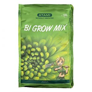 Atami Terreau biologique Bi Growmix 50L croissance et floraison