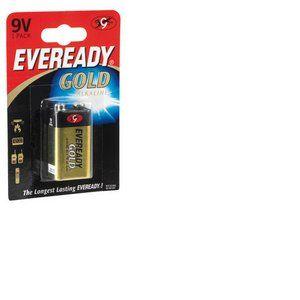 Eveready Gold Blister 1 pile alcaline LR61