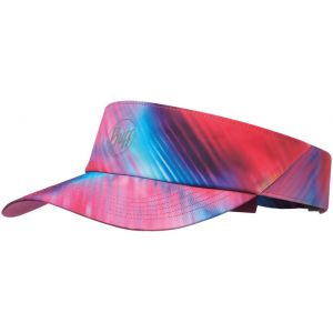 Buff Visiere pack run visor r shining pink adulte