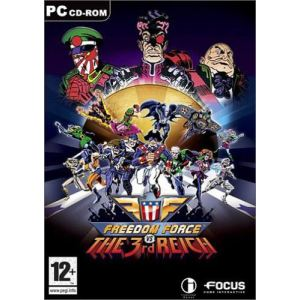 Freedom Force vs the 3rd Reich [PC]