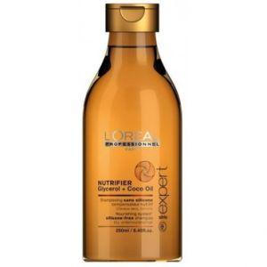 L'Oréal Nutrifier - Shampoing compensateur nutritif sans silicone
