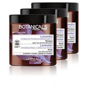 L'Oréal Botanicals Masque hydratant lavandin