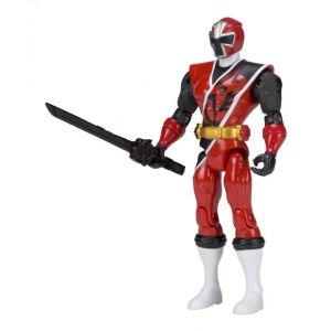 Bandai Power Rangers Ninja Steel Rouge 12 cm