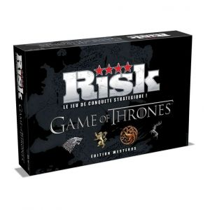 Winning Moves 0194 - Risk Game of Thrones - Edition Westeros - Version Française