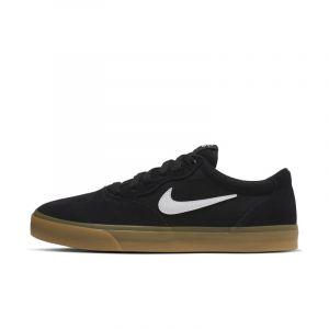 Nike Chaussure de skateboard SB Chron Solarsoft - Noir - Taille 44.5 - Unisex
