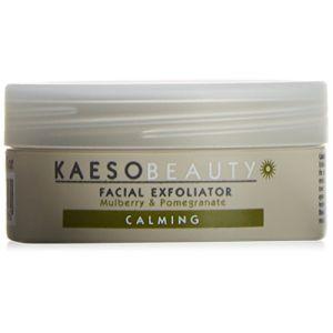 Kaeso Facial Exfoliator - Calming Mulberry