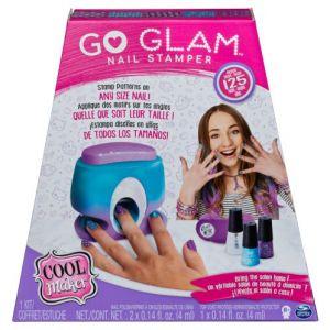 Spin Master Go Glam Nail Stamper (COOL MAKER)