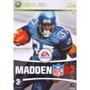 Madden NFL 07 [XBOX360]
