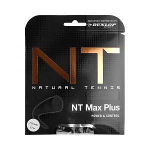 Dunlop Cordage NT Max Plus Noir (12 Mètres)