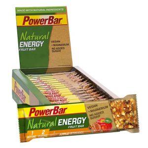 Powerbar BARRE NATURAL FRUIT APPLE STRUDEL