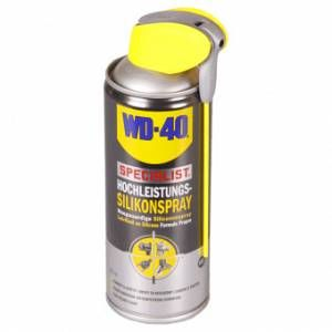 WD-40 Specialist Silikonspray 400 Millilitres Pulvç Risateur
