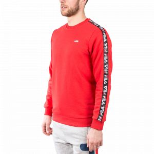 FILA Aren sweat rouge T. L