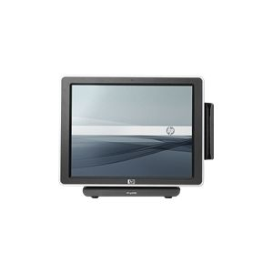 """HP ap5000 Point of Sale System All in One (LX796EA) - 15"""" tactile avec Intel Core 2 Duo E7400"""