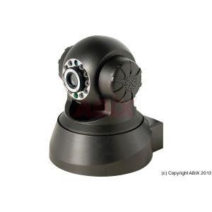 020002 - Caméra IP d'intérieur H264 Megapixel motorisée (270° / 120°) avec leds de vision nocturne