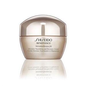 Shiseido Benefiance WrinkleResist24 - Crème intensive nourrissante et réparatrice