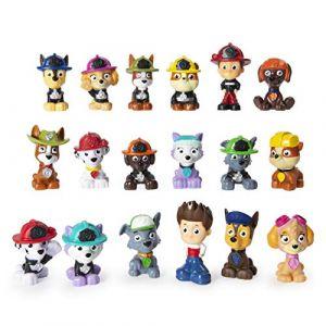 Set de mini figurines Pat Patrouille Modèle aléatoire