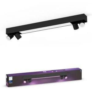 Philips Plafonnier Centris Hue 4L Ceiling Black