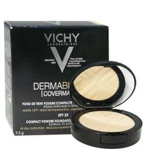 Vichy Dermablend Covermatte - Fond de teint poudre compacte Teinte 15 Opal