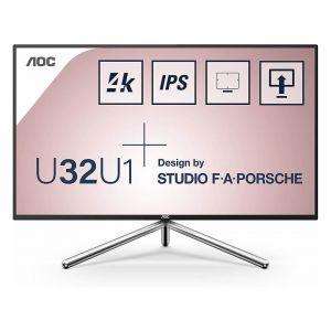 """AOC 31.5"""" LED - U32U1"""