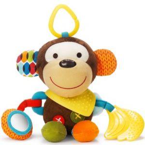 Skip*Hop Peluche Bandana Buddies Monkey