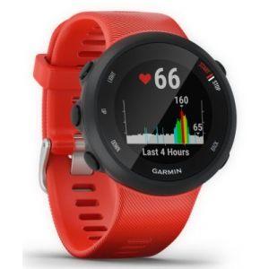 Garmin Montre sport GPS Forerunner 45 L Rouge