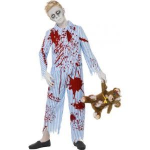 Déguisement zombie pyjama garçon Halloween (5-7 ans)