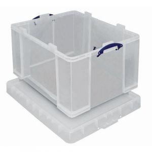 Really useful box 3C - Boîte de rangement en plastique 3 litres PP recyclé transparent