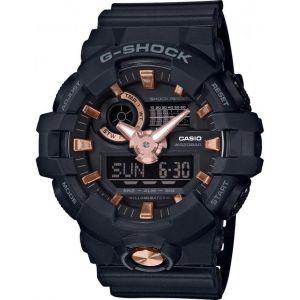 Image de Casio Montre Chronographe Homme G-Shock Combi GA-710B-1A4ER