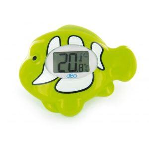 dBb Remond Thermomètre de bain électronique Poisson avec écran lumineux