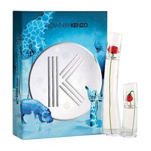 Kenzo Flower - Coffret eau de parfum et vaporisateur de sac