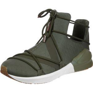 Puma Fierce Rope VR, Chaussures de Fitness Femme, Vert (Olive Night-Whisper White), 38 EU