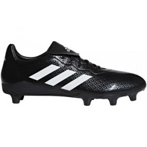 Adidas Chaussures de foot enfant Crampons rugby moulés adulte - Noir - Taille 40 2/3