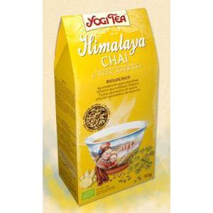 Yogi Tea Himalaya Chai - Infusion ayurvédique d'épices Bio (vrac)