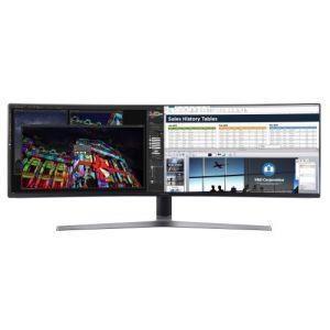 "Samsung 49J890DKU - Ecran LED incurvé 49"""
