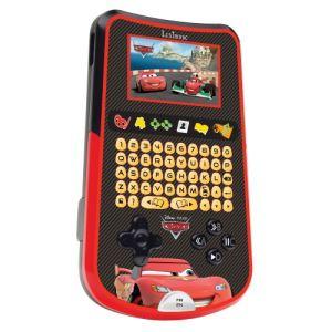 Lexibook Tablette multimédia bilingue Cars