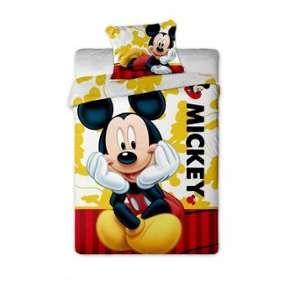 Parure de lit Mickey Disney réversible (140 x 200 cm)