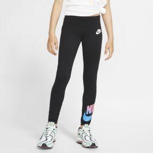 Nike Collant Sportswear Noir - Taille 10 Ans