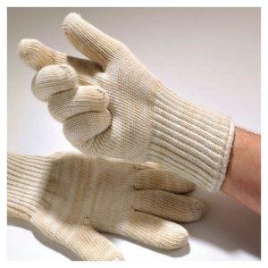 Ose Gant anti chaleur en nomex et kevlar (27 cm)