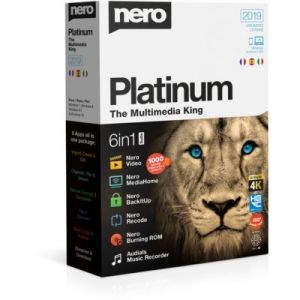 Nero Platinum 2019 [Windows]