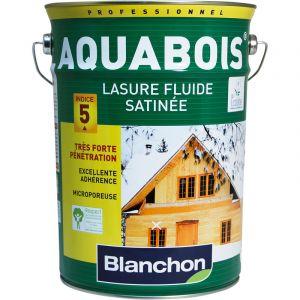 Blanchon AQUABOIS - Incolore- Bidon de 5L